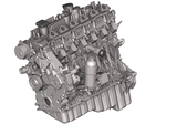 Motor 6 cilindros M57, M57N