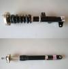 -Suspensión roscada regulable en altura y dureza con copelas BC Racing