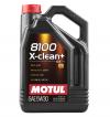 Aceite Motul 8100 X-CLEAN+ 5W30