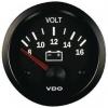 Reloj voltímetro VDO 52mm