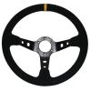 Volante Race 90 350mm negro