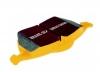Juego pastillas traseras EBC YellowStuff e36 compact