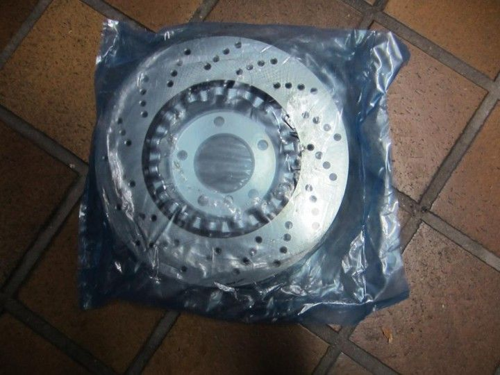bmw performance brake disc